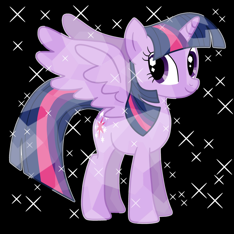 my little pony how to draw twilight sparkle