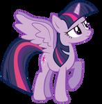 Alicorn Twilight Sparkle Vector