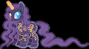 OC Pony Requiem van Algol by MelodyCrystel