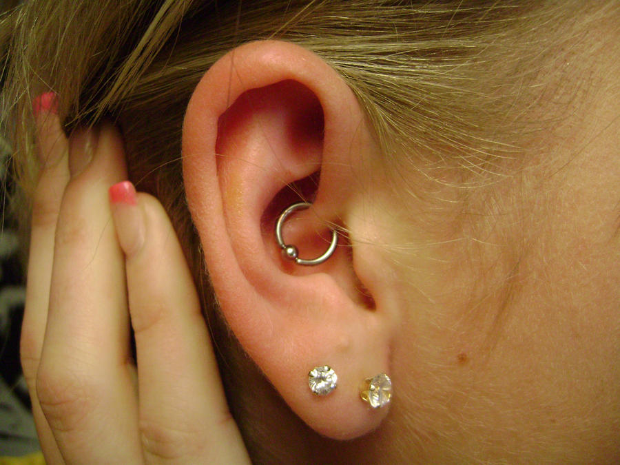 Can You Pierce With A Ring For Daith