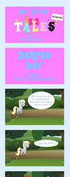 My Little Tales 001: 'Derped Day' by MyPaintedMelody