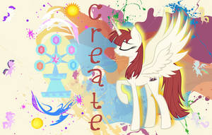 Create~ by MyPaintedMelody