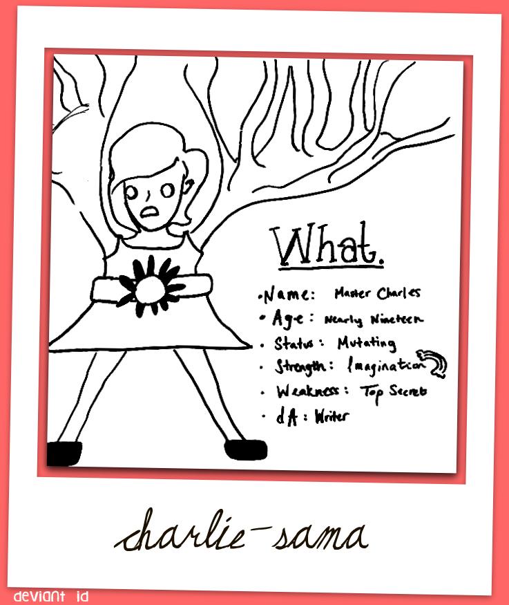 Charlie-sama's Profile Picture