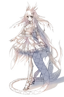 Miyuki Sketch Commission by WhiteKana