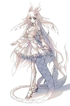 Miyuki Sketch Commission