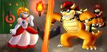 Collab - Super Mario by VividVapor