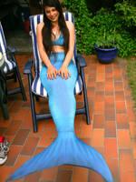 Mermaid in the sun by NaomiFan