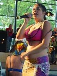 Singing Mermaid by NaomiFan