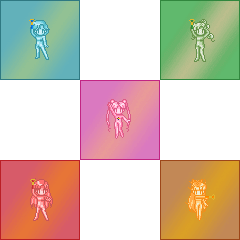 Sailormoon season 1 henshin by xuweisen