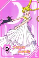 Princess Serenity Card