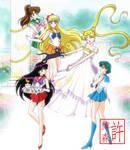 Sailor V scene