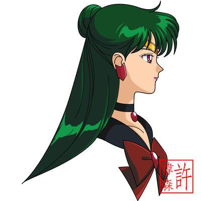 [Изображение: sailor_pluto_face_anime_style_by_xuweisen-d6qqnuu.jpg]
