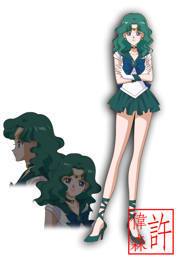 Tercer arc de Sailor Moon Crystal [INFORMACIÓ] [NOVETATS] - Página 2 Sailor_neptune___sailor_moon_crystal_by_xuweisen-d7qctdf