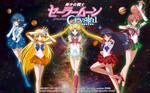 Sailor Moon Crystal Wallpaper I