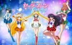 Sailor Moon Crystal Wallpaper II