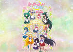 Sailor Moon Crystal Solar System