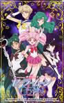 Sailor Moon Crystal Season 3 - Outer Senshi