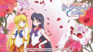 Super Sailor Mars - Venus SM Crystal Season 4