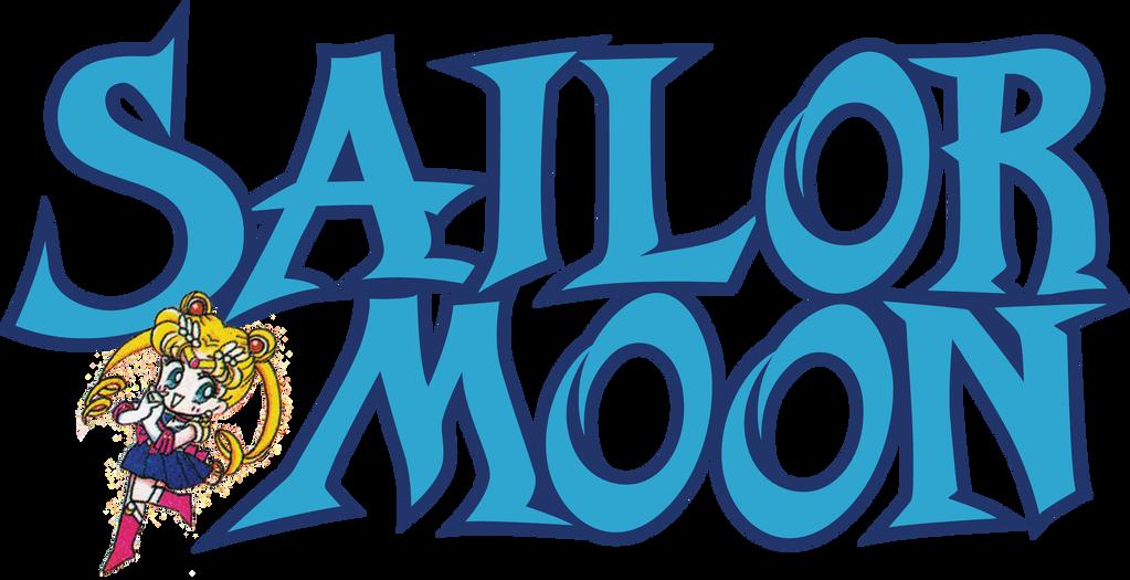 Sailor Moon Logo (Indonesia) by xuweisen on DeviantArt