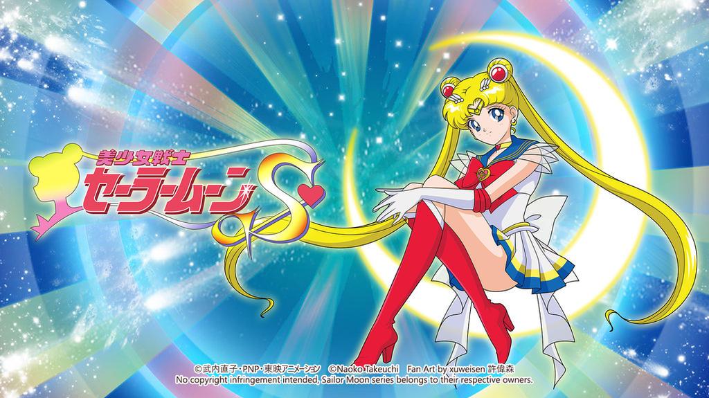 Sailor Moon S (Crisis) by xuweisen