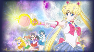 Sailor Moon Crystal Universal Studio Japan by xuweisen