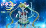 Sailor Moon Eternal Movie Crystal Season 1-2 Style
