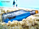 Sea in a the Bottle