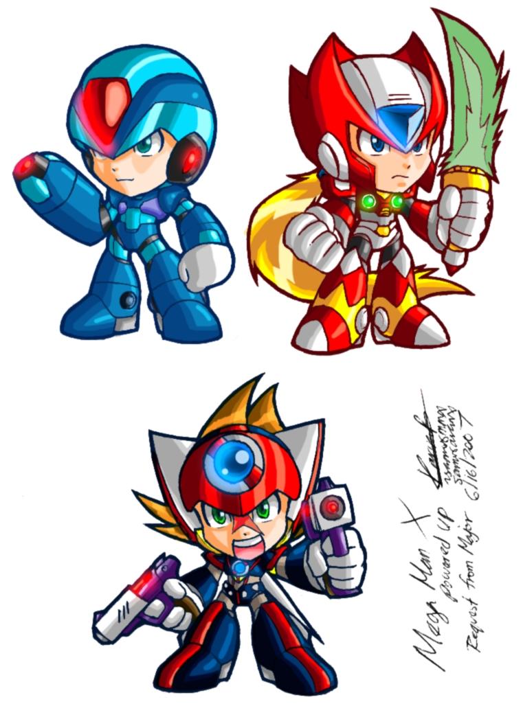 Megaman X Powered Up: samusmmx by Axl-FanShip