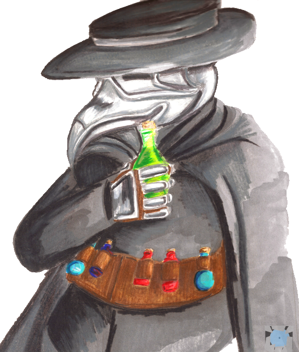 The Silver Alchemist by Daft--Art