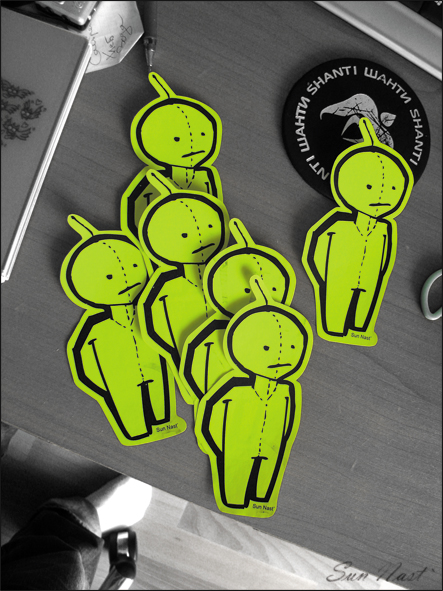 Stickers part3 by sunnast