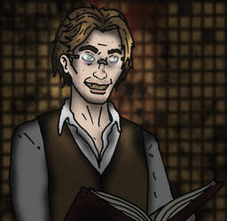 Silent Hill 3 Vincent Smith