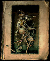 Skin and Bone Book, Version 4 by james119