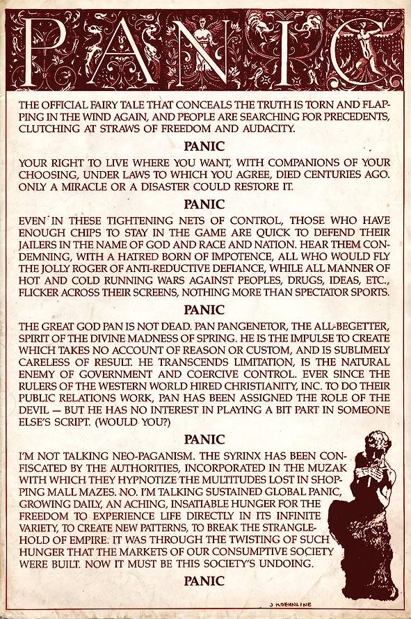 Panic by james119