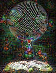 Logosphere (DeepDream)