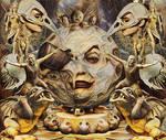 Salvagepunk Scrapbook of Days Detail #7