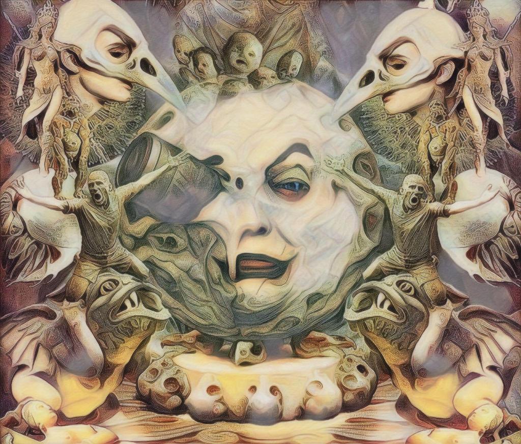 Salvagepunk Scrapbook of Days Detail #7B by james119