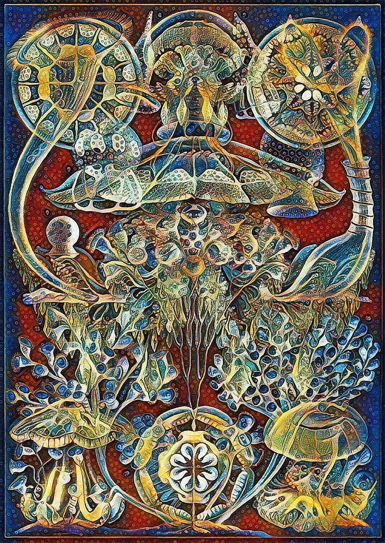 Haeckel Variation 4 by james119