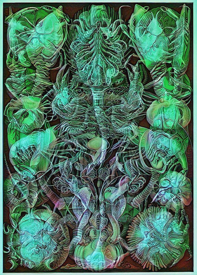 Haeckel Variation 7 by james119
