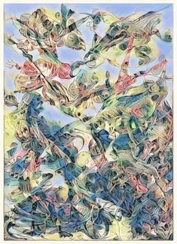 Haeckel Variation 15a