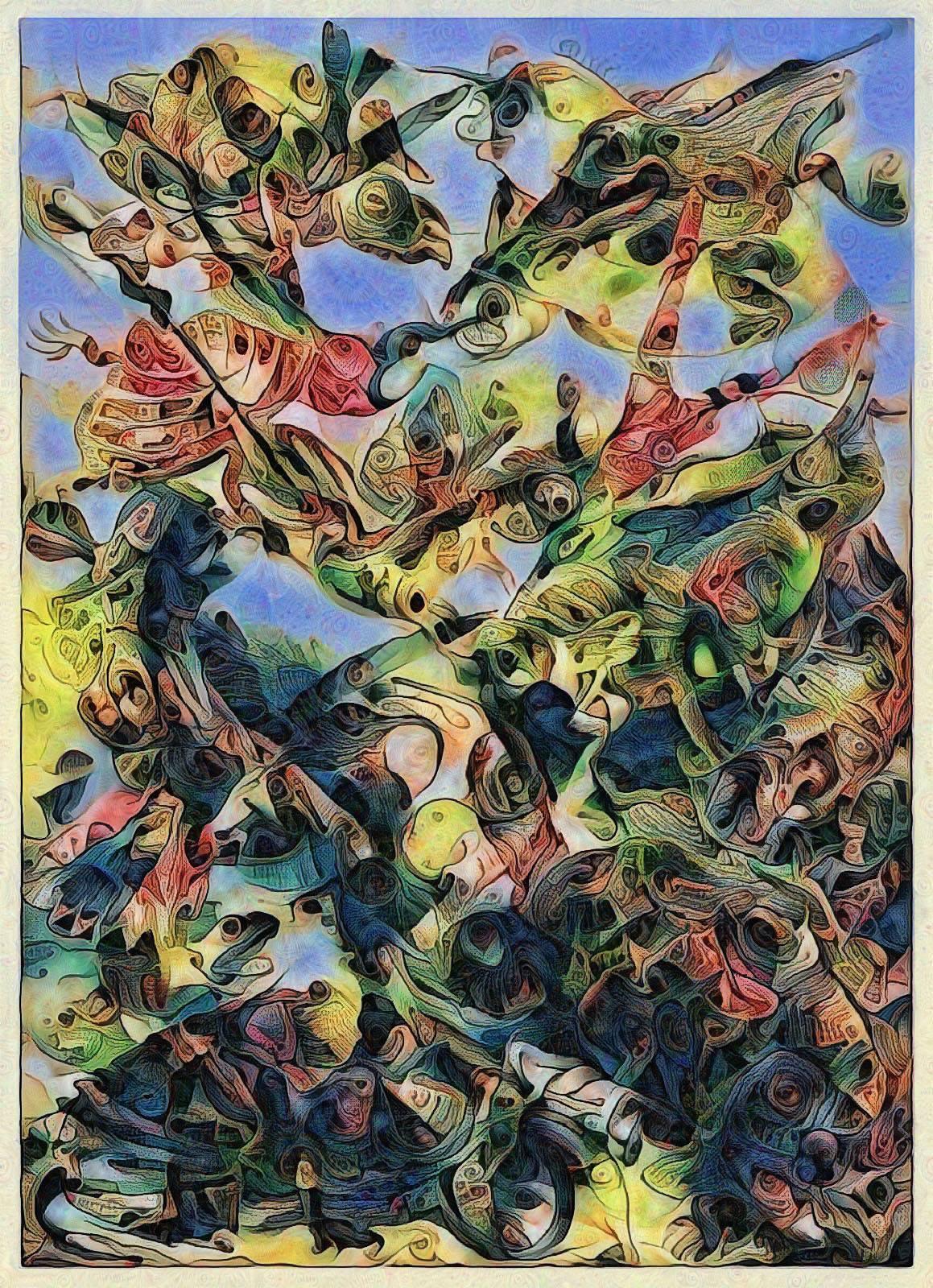 Haeckel Variation 15b by james119