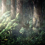 Forest Scene by james119