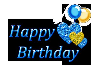Happy Birthday blue by PaMonk