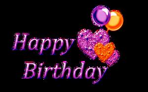 Happy Birthday Pink by PaMonk