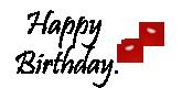 Happy Birthday by PaMonk