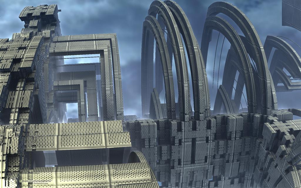 Machinery Factory by PaMonk