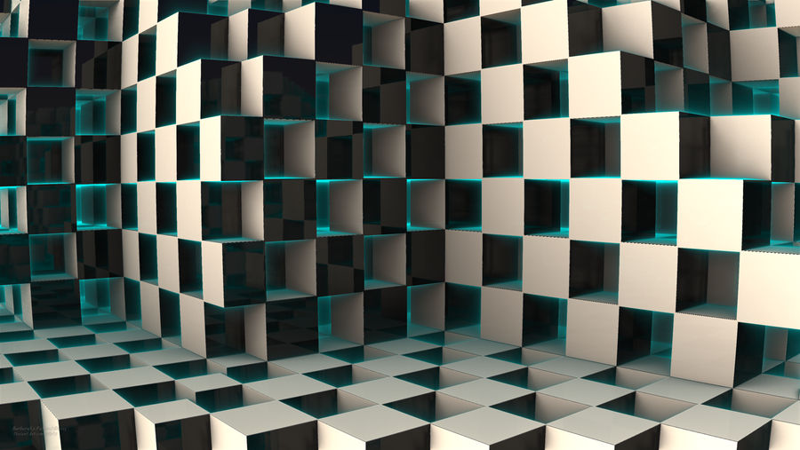 Cubed Infinity