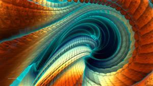 MB3D Preloaded Tweak Rowratty - Spirals by PaMonk
