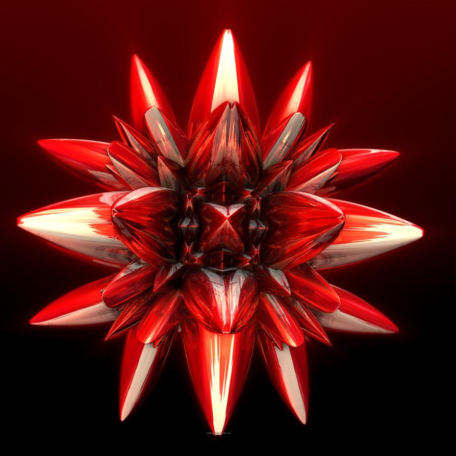 Flower-MengerSmt- BenesiSpheric by PaMonk