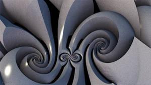 Faux Gray Granite