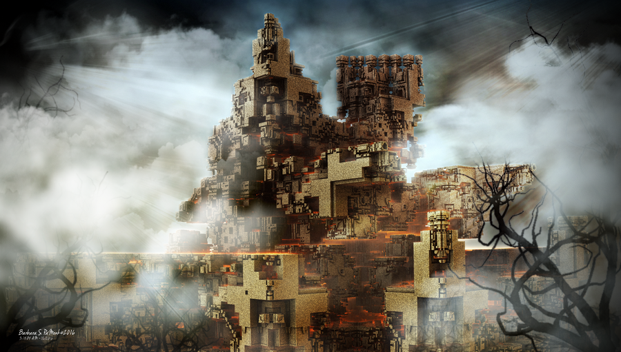 Castle of Darkness and Doom by PaMonk